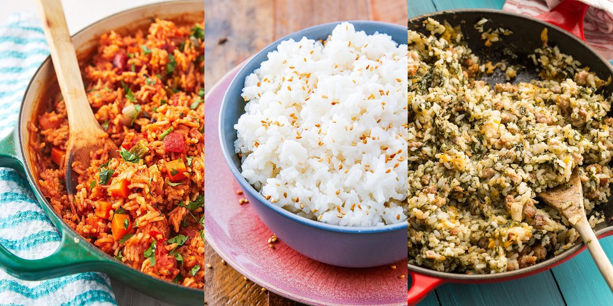 Beyond Easy Rice Recipes That Make The Best Side (And Main) Dishes