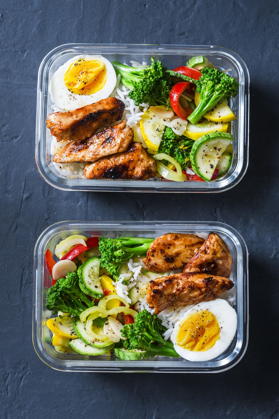 Ultimate Guide To Meal Prep For Building Muscle And Weight Loss
