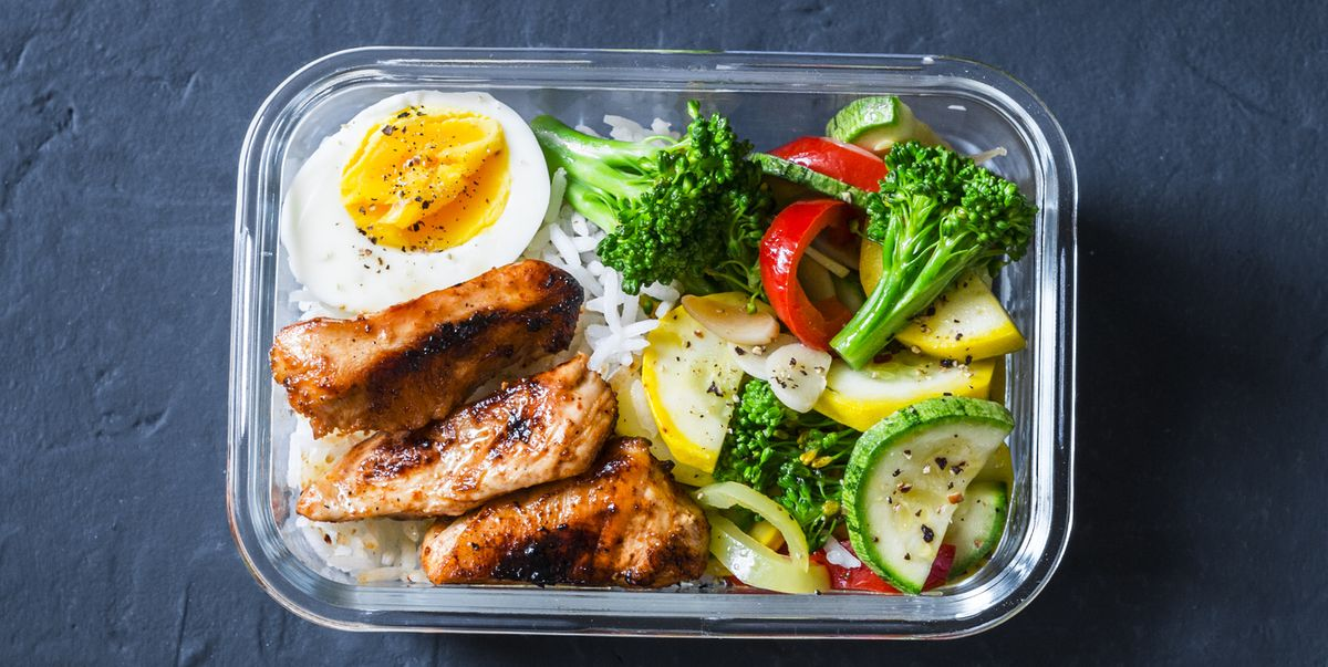 Ultimate Guide to Meal Prep | For Building Muscle and ...