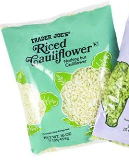 Trader Joe's Cauliflower Rice