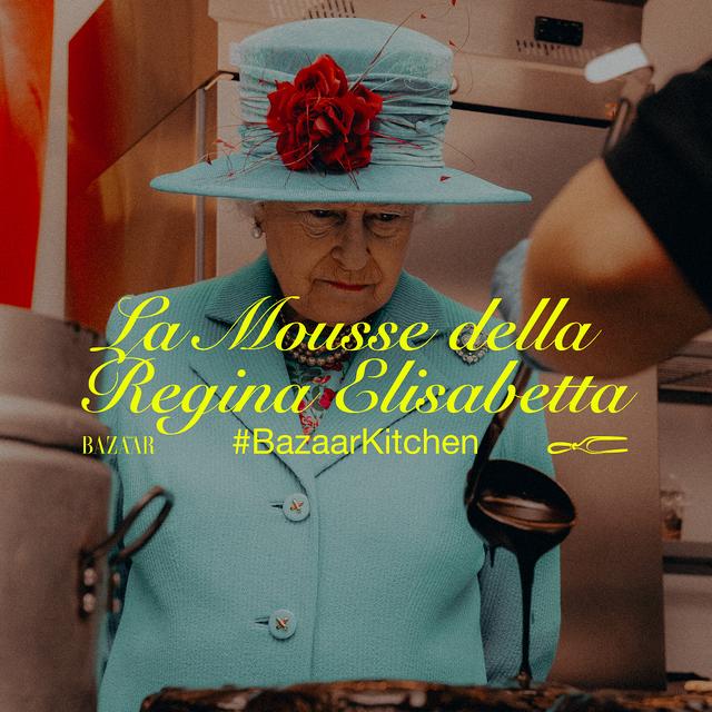 mousse cioccolato ricetta regina elisabetta