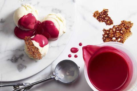 Ricette dolci cioccolato rosa Ruby
