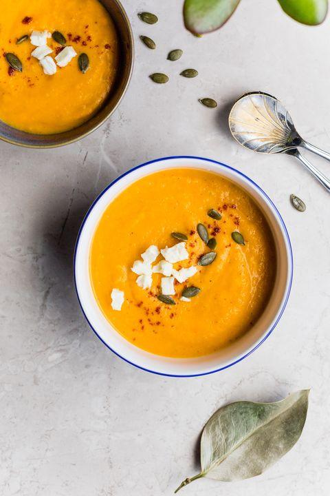 Ricette Di Zuppe Facili E Veloci Da Preparare