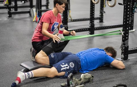 twenty four hours with rich froning