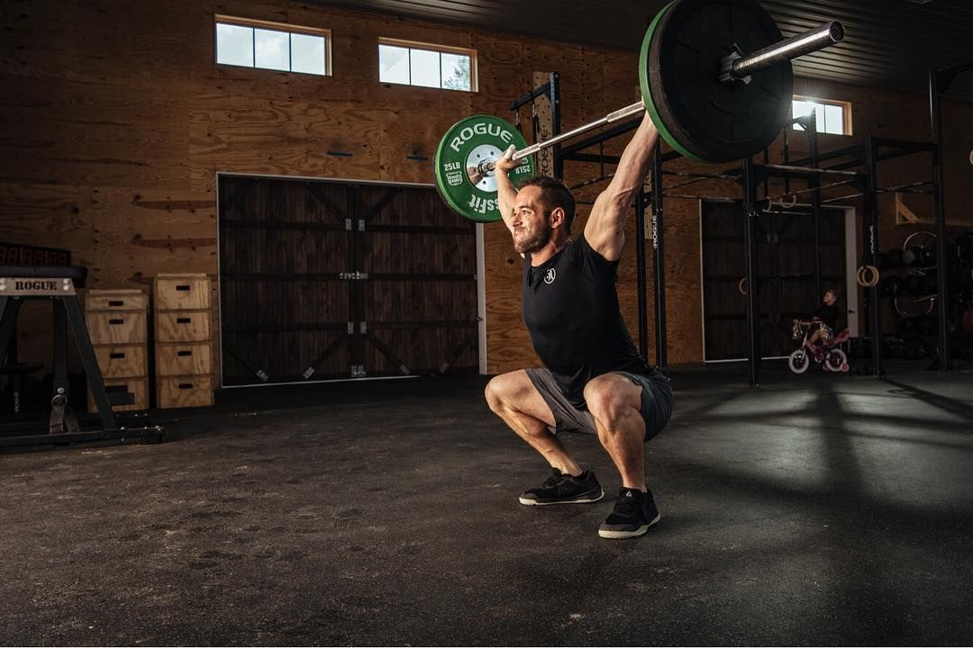 What CrossFit Athlete Rich Froning Eats in One Day