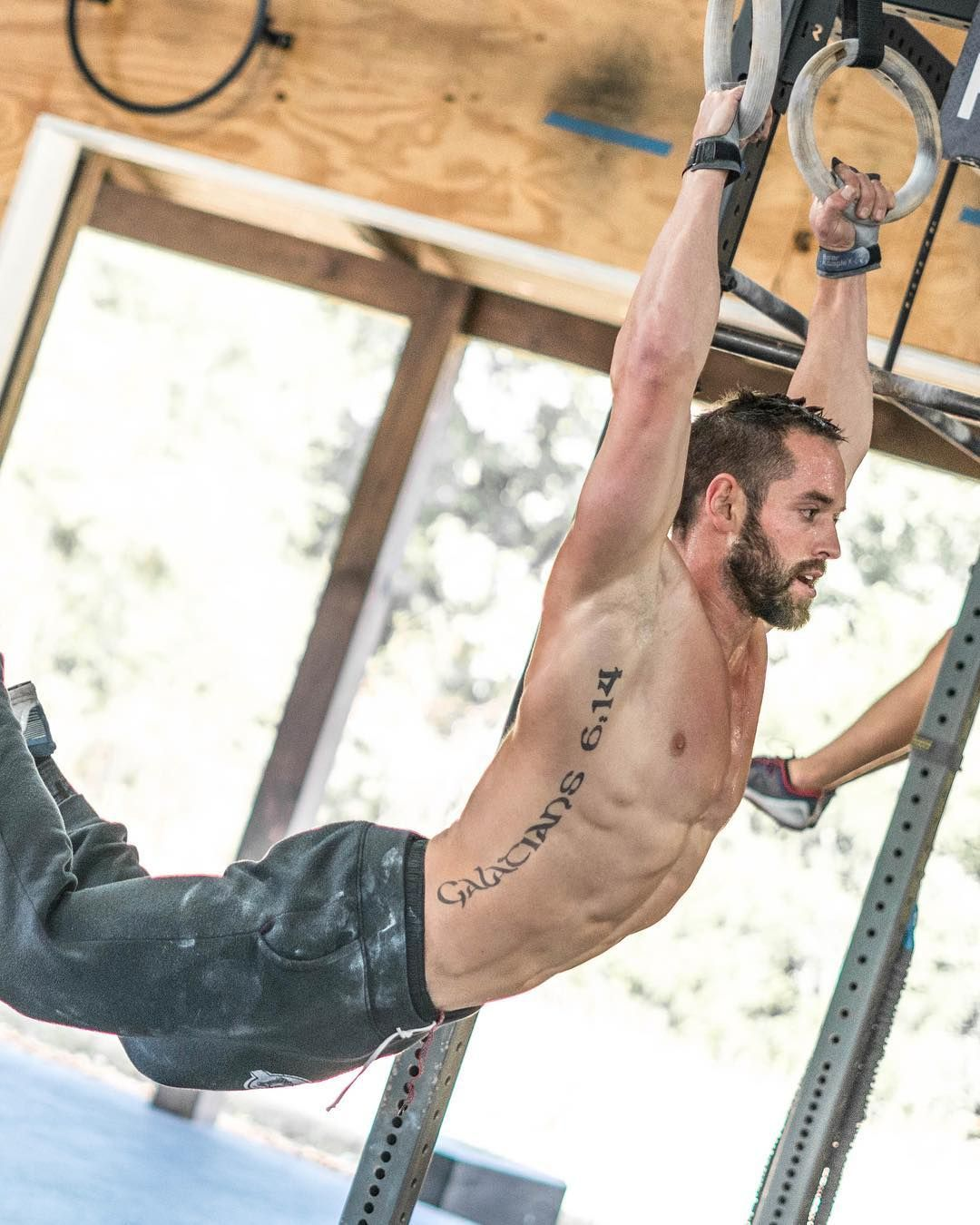 3 Ways Joining a Team Has Made Rich Froning a Better Athlete and Coach
