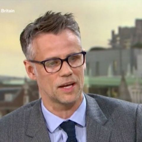 Good Morning Britain's Richard Bacon begrudgingly pays tribute to Piers Morgan after death scare