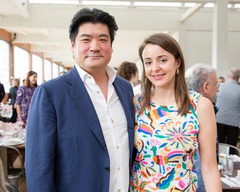 Richard Chang, Eliza Ryan