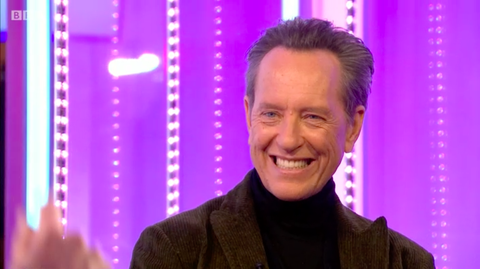 Richard E Grant on The One Show