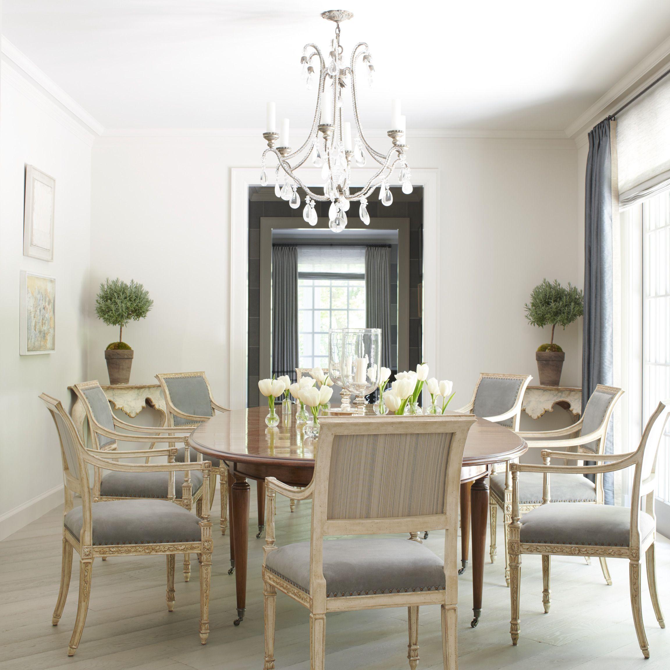 Designer Dining Rooms Decor, Fancy Dining Room