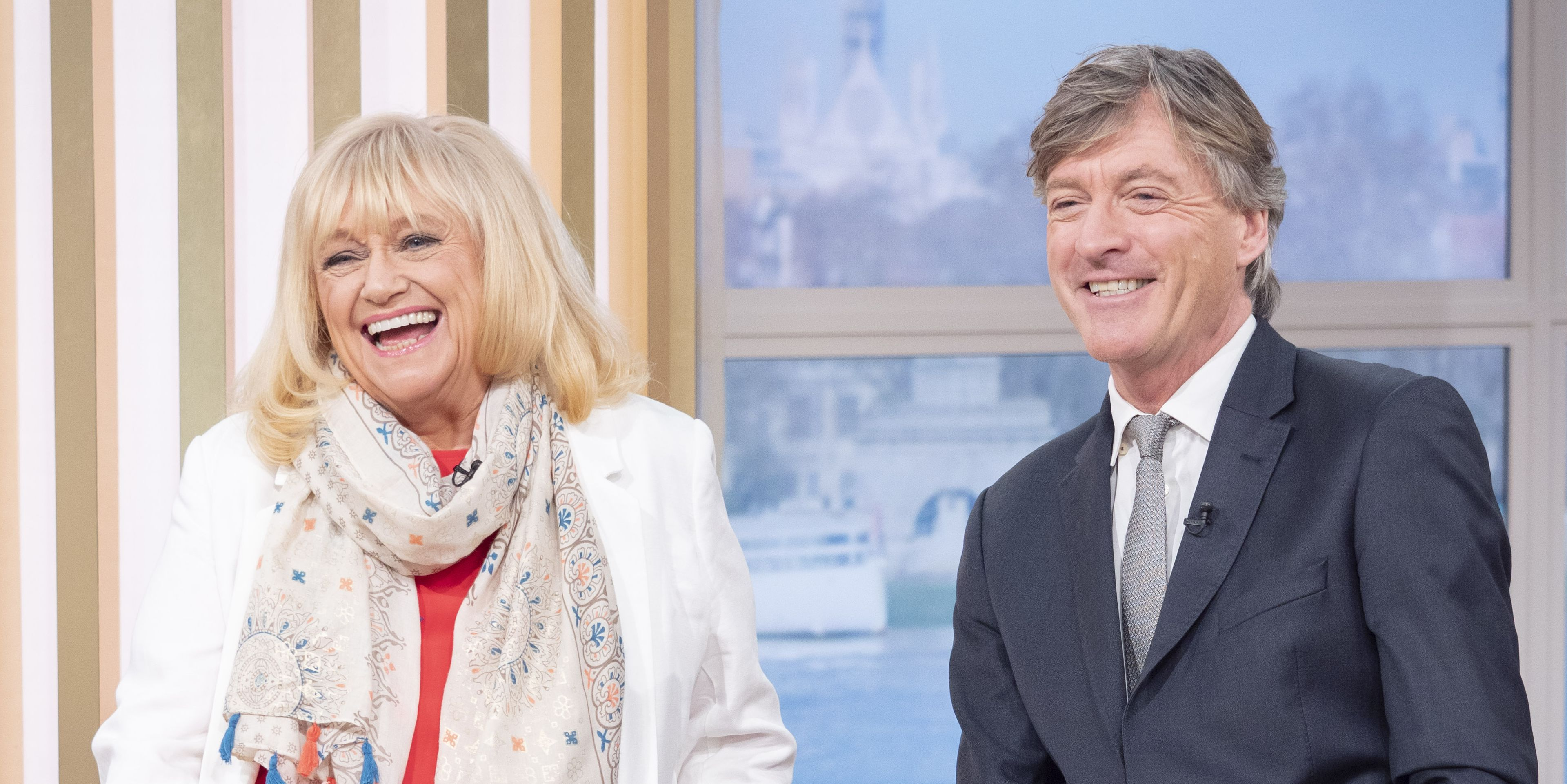 Richard Madeley and Judy Finnigan announce TV comeback