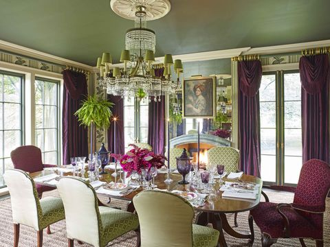richard keith langham pennsylvania dining room
