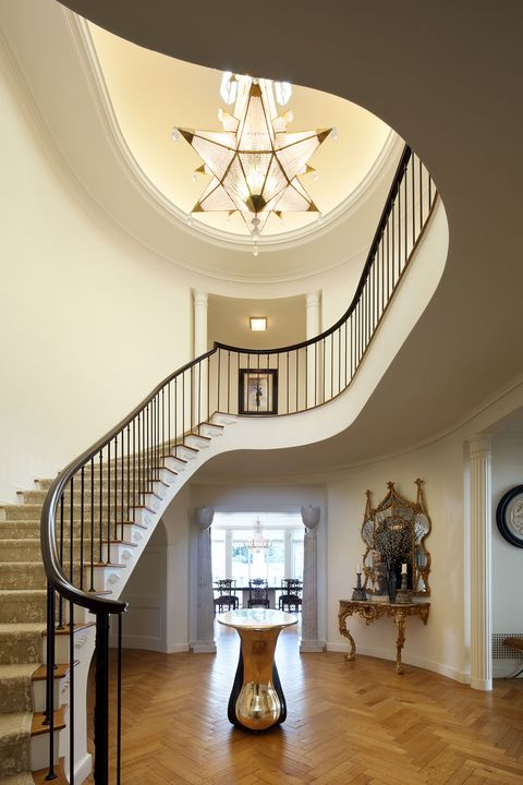 Entryway Lighting Richard Manion Architecture Inc