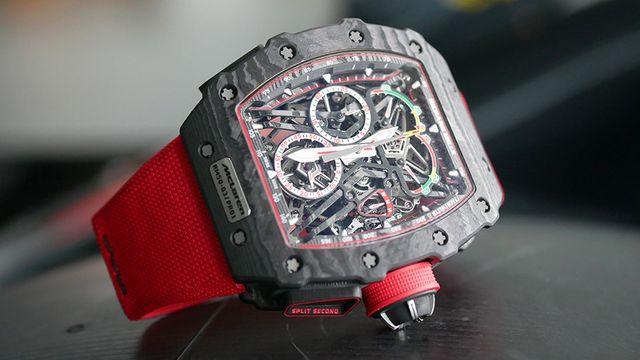 Richard Mille x McLaren RM50-03 Split-Seconds Chronograph