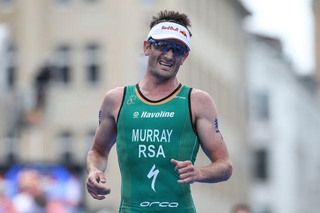 richard murray corre el itu world triathlon hamburg