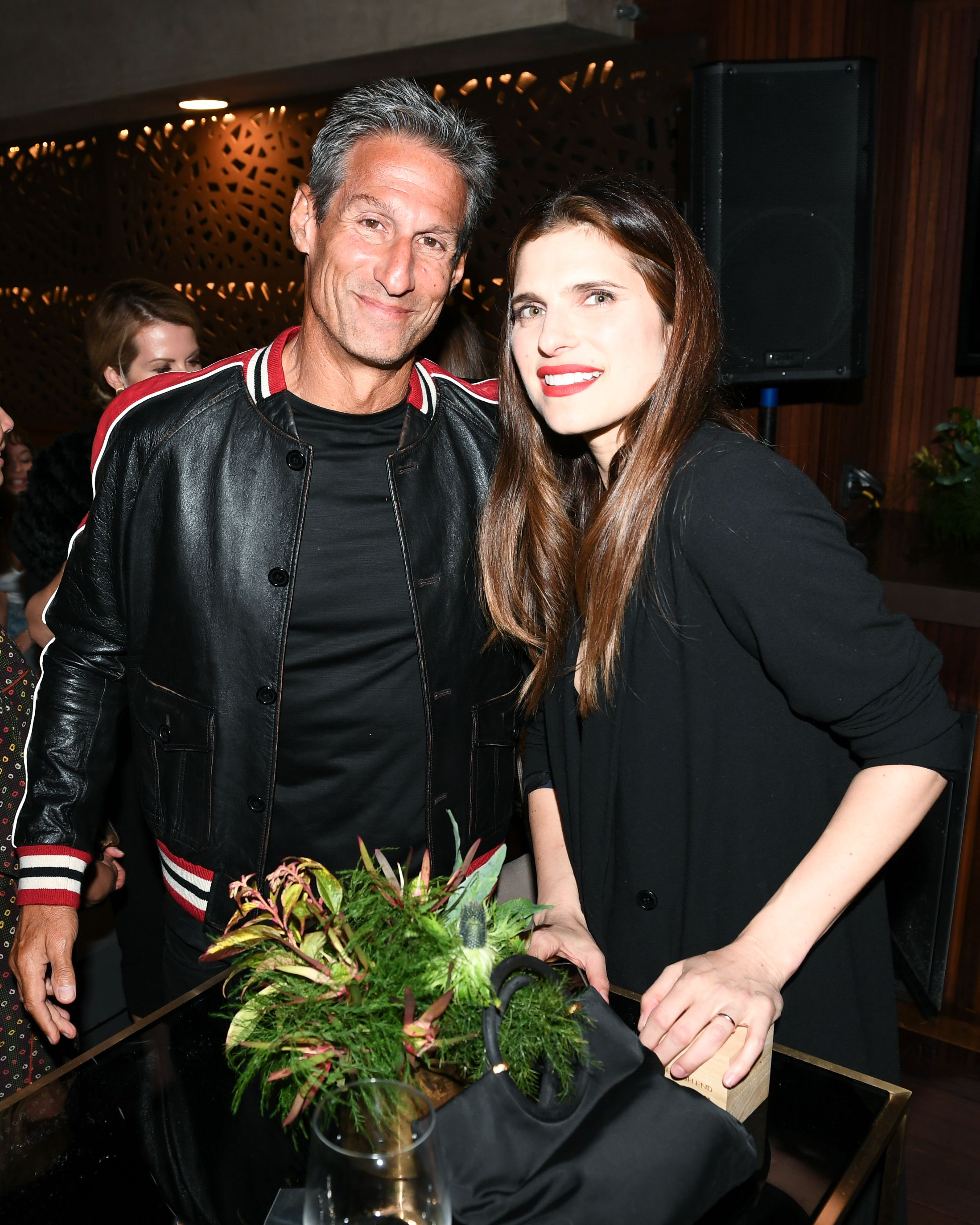Richard Perry and Lake Bell Richard Perry and Lake Bell celebrate the launch of Barneys New York's The High End hosted by Beboe, along with Matthew Mazzucca, Scott Campbell and Clement Kwan, on March 20.