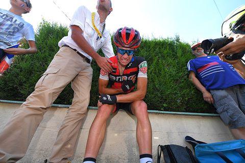 Cycling: 105th Tour de France 2018 / Stage 9