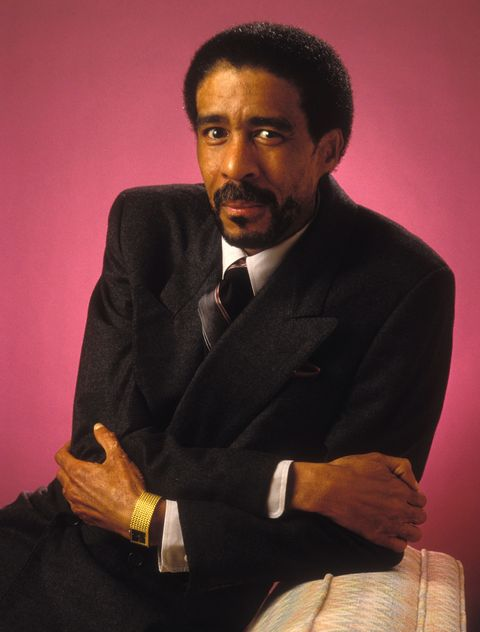 Photo Session with Comedian Richard Pryor