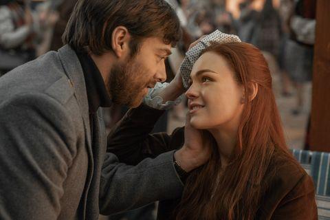 Outlander Season 4 Roger and Brianna