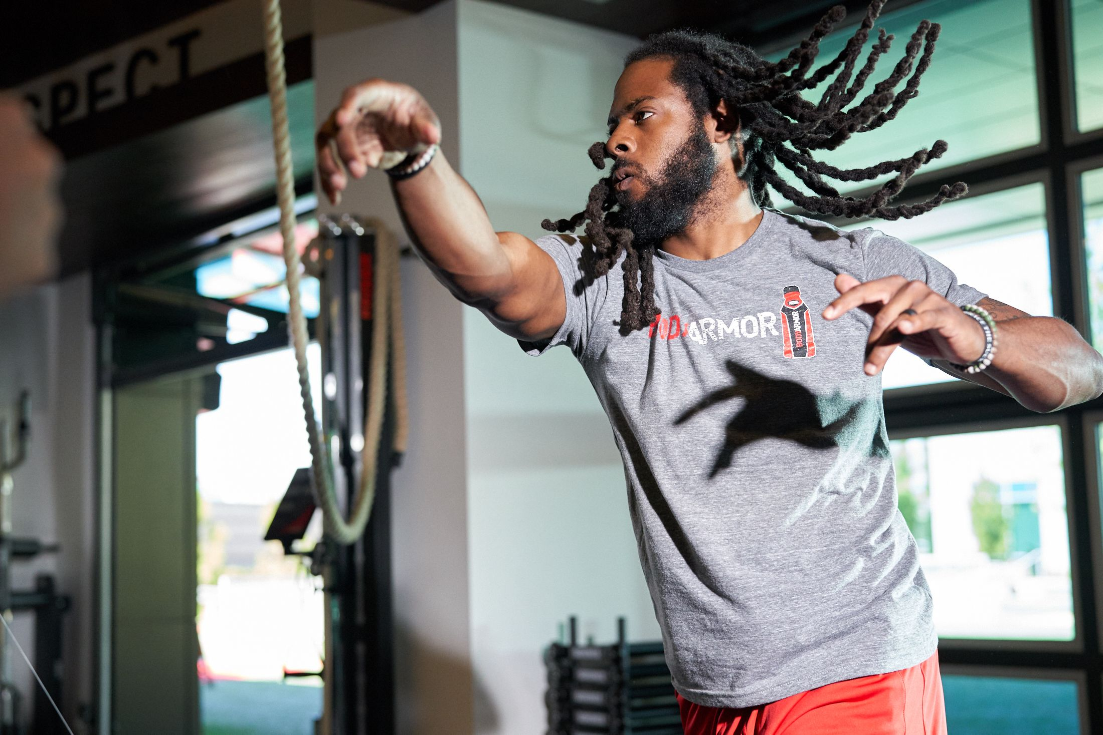 The 5 Exercises That Get Richard Sherman Through the NFL Offseason
