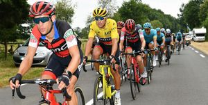 Cycling: 105th Tour de France 2018 / Stage 7
