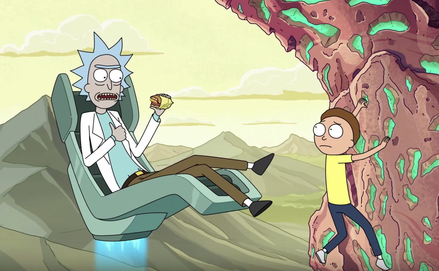 Rick and Morty season 4 finally has a release date – watch the first-look trailer