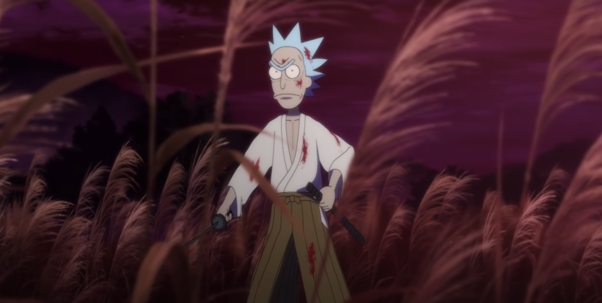 Rick and Morty anime boss confirms they're planning a sequel to Samurai & Shogun