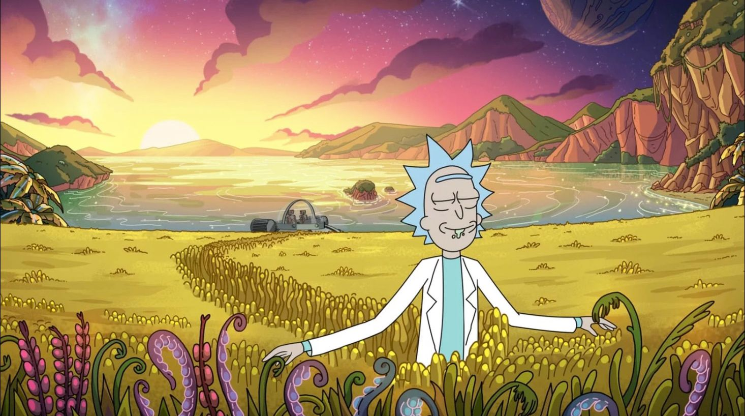 Rick and Morty – 7 squanchy Easter eggs and hidden references in season 4, episode 1