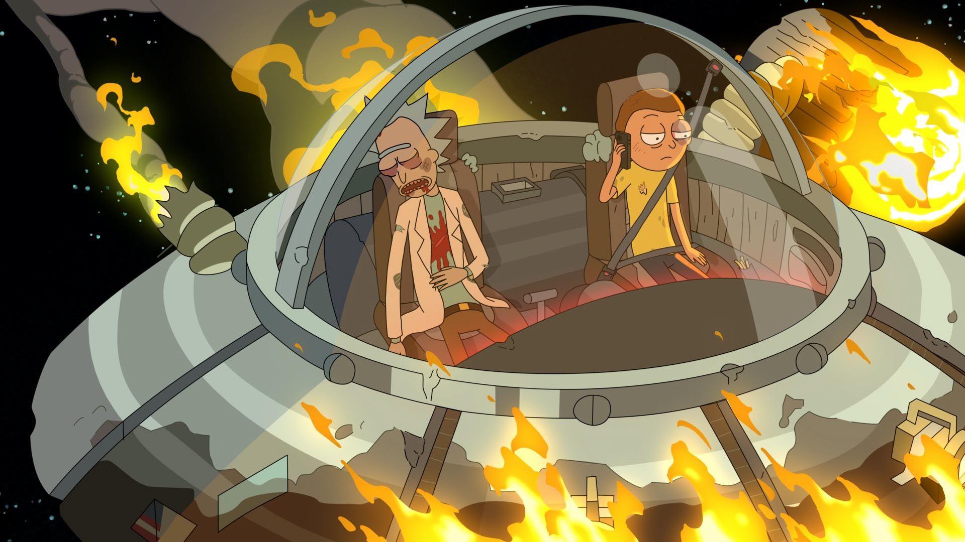 A 5ª temporada de Rick e Morty está começando a resolver o maior problema da série 1