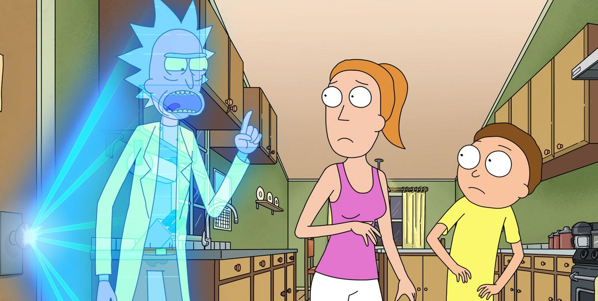 Does Rick and Morty have beef with the MCU?