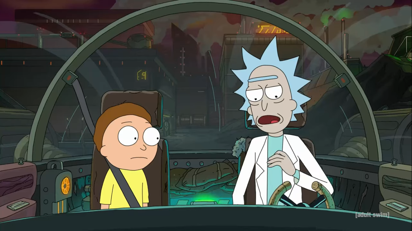 Rick And Morty S Connection With Community Revealed By Co Creator
