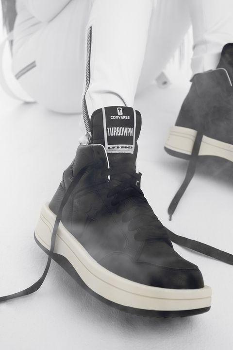 converse x drkshdw turbowpn聯名帆布鞋售價+開賣時間一次看!