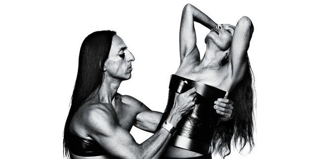 Danielle Levitt on the Beauty of Rick Owens