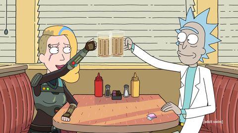 Rick Y Morty El Final De La Temporada 4 Resuelve Muchas Dudas