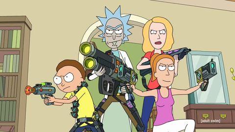 Rick y Morty Pelicula