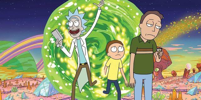 Rick Y Morty T 5 El E5 Soluciona Una Gran Duda De Los Fans