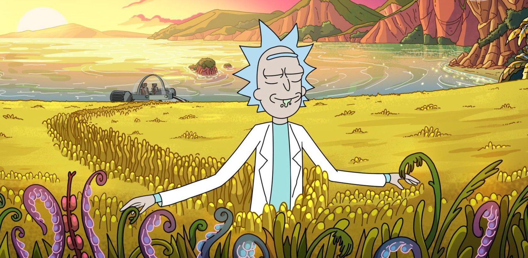 Análisis de la temporada 4 de Rick y Morty
