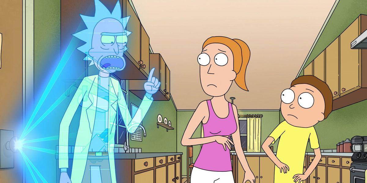 Rick Y Morty El Final De La Temporada 5 Se Retrasa En Hbo