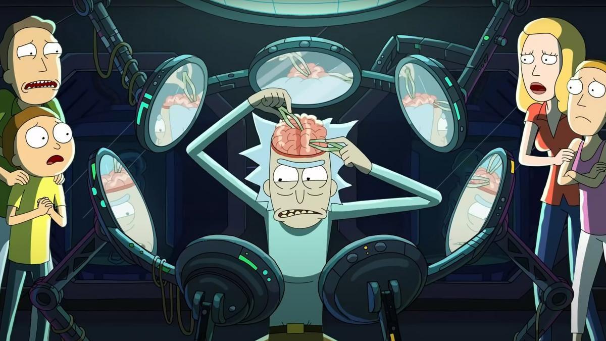 Rick Y Morty Asi Es El Alucinante Trailer De La Temporada 5