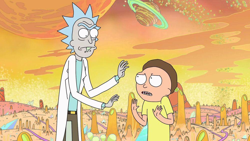 Rick and Morty, Season 4