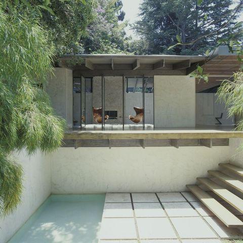 Brad Pitt's Los Angeles home