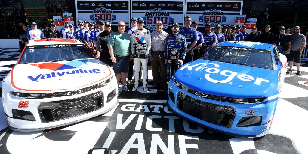 See Every Car in the 2020 Daytona 500