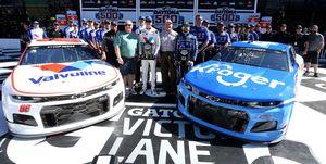 NASCAR Cup Series 62nd Annual Daytona 500 - Qualifying