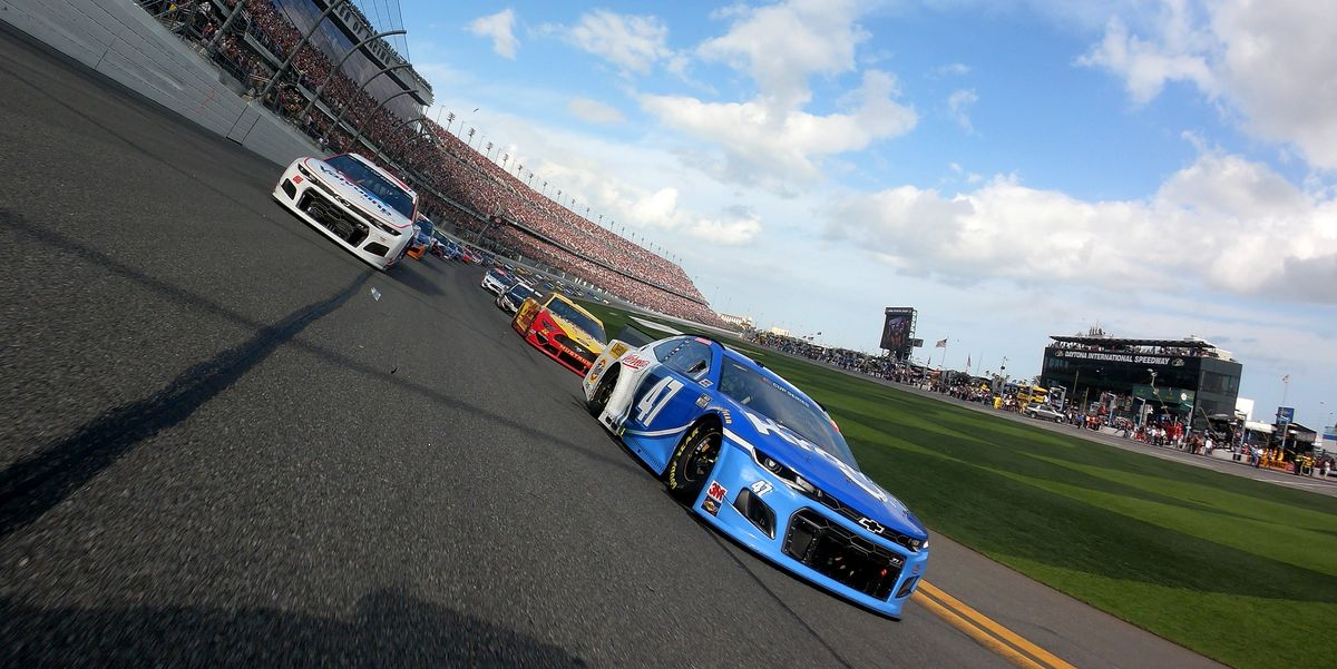 NASCAR Is More Than Just Left Turns