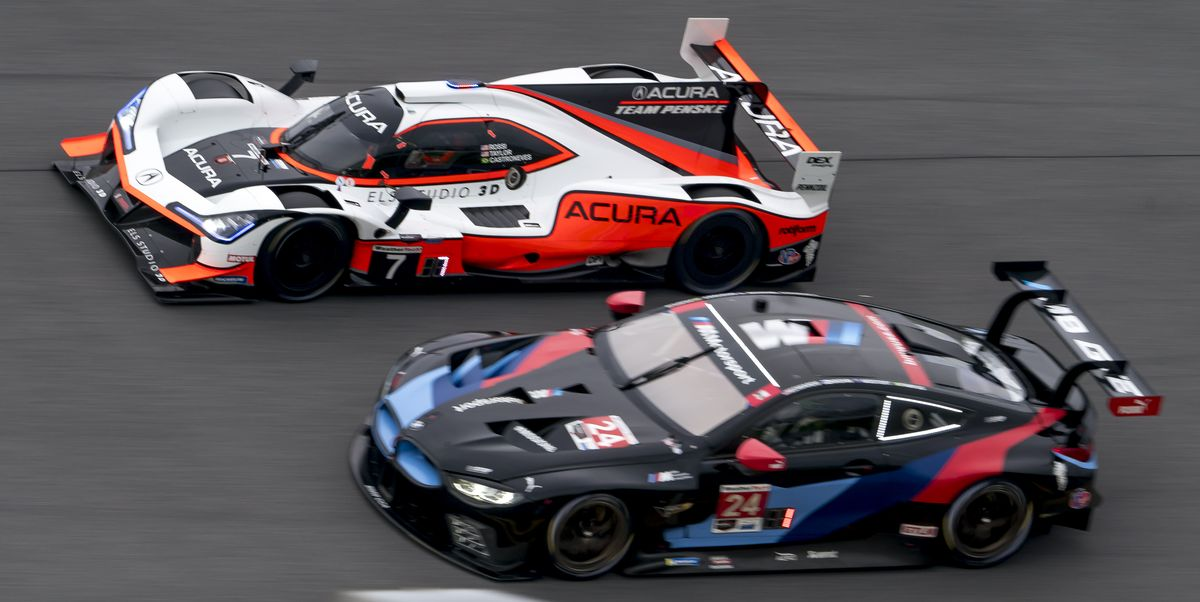 Hardly Elementary: Sports Car Racing's Biggest Problem