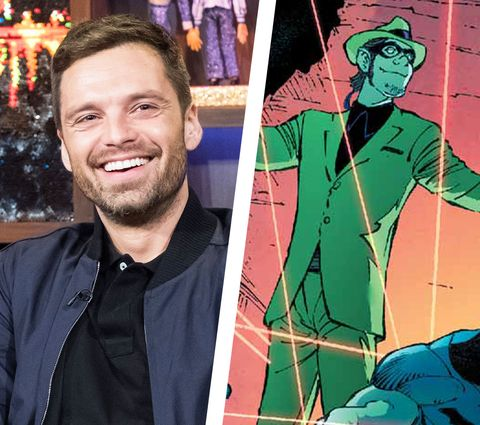sebastian stan the riddler the batman