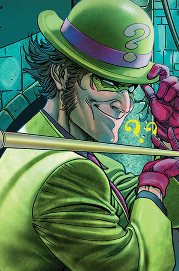 Robert Pattinson's The Batman confirms who will play The Riddler