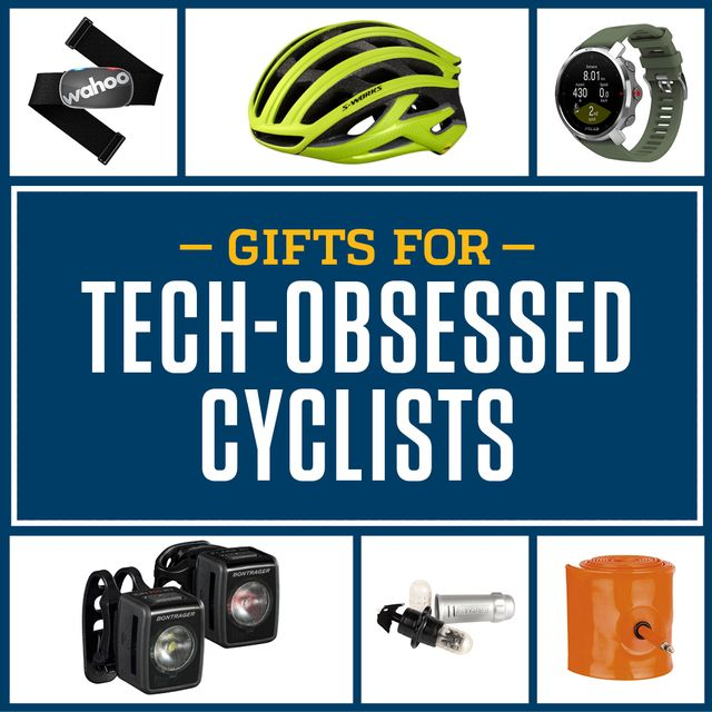 gifts for tech obsessed cyclists