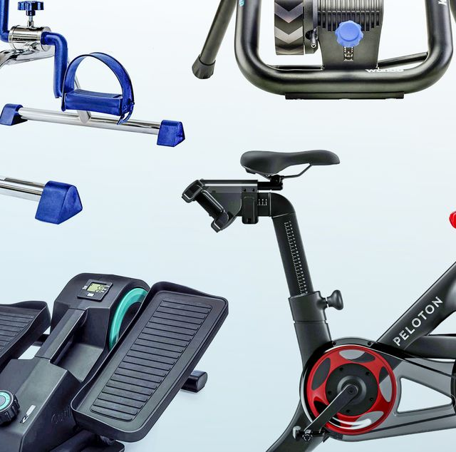 stationary bikes