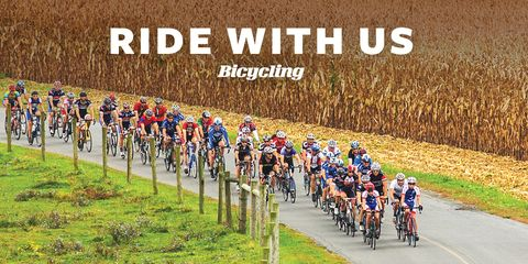 The Bicycling 2016 fall classic